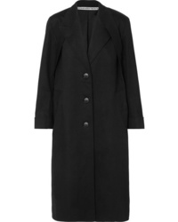Alexander Wang Studded Cotton Blend Twill Coat