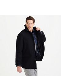 J.Crew University Coat With Thinsulate