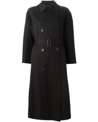 Burberry Vintage Belted Trench Coat