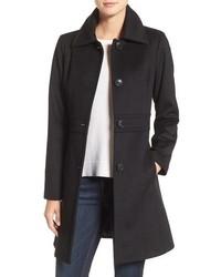 Kristen Blake Wool Blend Walking Coat