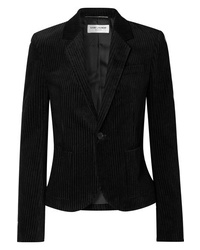 Saint Laurent Cotton Corduroy Blazer