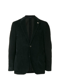 Lardini Tailored Corduroy Blazer