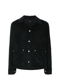 Tom Wood Corduroy Shirt Jacket