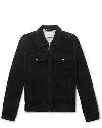Frame Slim Fit Cotton Corduroy Jacket