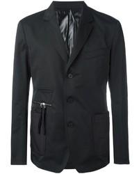 Givenchy Multi Pocket Blazer