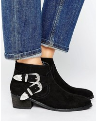 Asos Arizona Western Ankle Boots