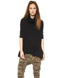 360 Sweater Sahara Cowl Cashmere Sweater