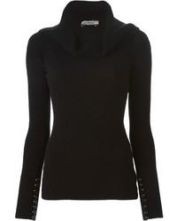 Sportmax Cowl Neck Sweater