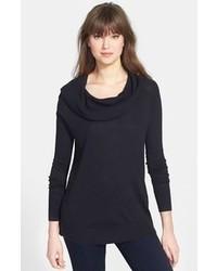 Caslon Cowl Neck Tunic Sweater