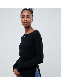 Asos Tall Asos Design Tall Jumper In Deep Rib