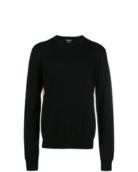 Calvin Klein 205W39nyc Contrasting Panel Jumper