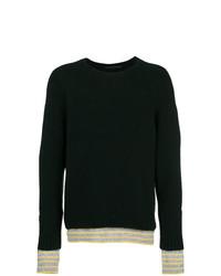 Haider Ackermann Double Knit Sweater