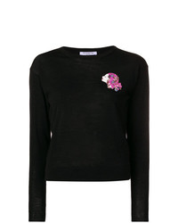 Vivetta Embellished Patch Sweater