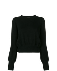 Fitted cuffs jumper medium 8595996