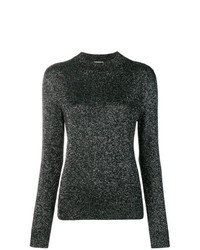 Saint Laurent Glitter Detail Sweater