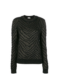 Saint Laurent Glitter Jumper
