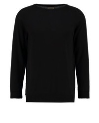 Nudie Jeans Jumper Black