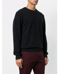 Z Zegna Loose Fitted Sweater