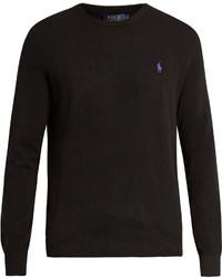 Polo Ralph Lauren Crew Neck Wool Sweater