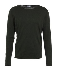Selected Homme Shddome Jumper Forest Night