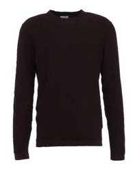 Selected Homme Shhkennet Jumper Decadent Chocolatemoonless Night