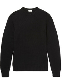 Saint Laurent Slim Fit Cashmere Sweater