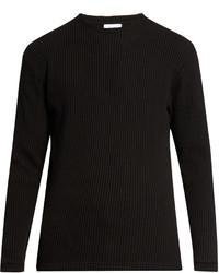 Fanmail Waffle Knit Cotton Sweater