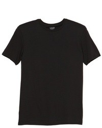 Black crew neck t shirt original 386784