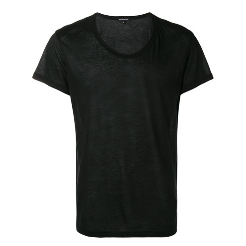 59ba87f60d1f Ann Demeulemeester Plain Fitted T Shirt | Where to buy & how to wear