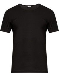 Zimmerli Pure Comfort Stretch Cotton T Shirt