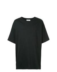 Facetasm Rear Stripe Detail T Shirt