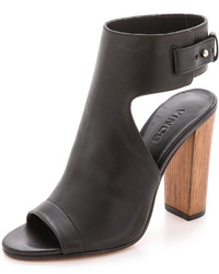 Vince Addie Open Toe Booties