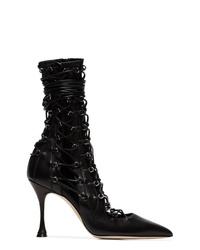 Liudmila Heeled Boots
