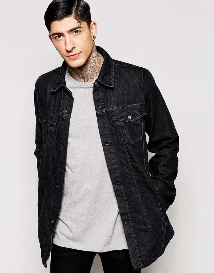 top-rated latest preview of first rate £111, Kubban Dark Dye Denim Jacket