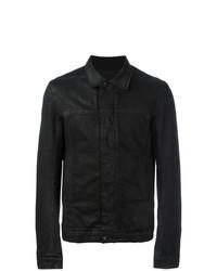 Rick Owens DRKSHDW Worker Jacket Black
