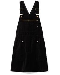 McQ Alexander McQueen Chenille Mini Dress