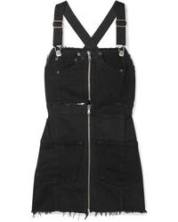 RE/DONE Denim Mini Dress