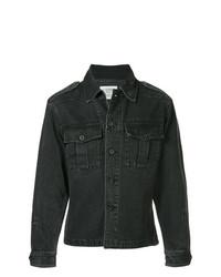 Kent & Curwen Button Up Denim Shirt
