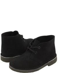 Black Desert Boots