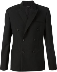 Calvin Klein Collection Double Breasted Blazer