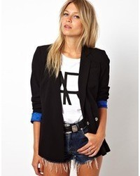 Asos Double Breasted Blazer