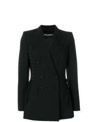 Dolce & Gabbana Laced Seam Jacket