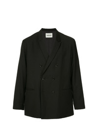 Monkey Time Time Open Front Blazer
