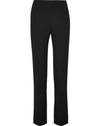 Valentino Stretch Crepe Slim Leg Pants