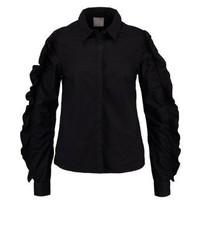 Vero Moda Vmpoppy Shirt Black
