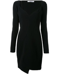 Givenchy Fitted Seam Dress