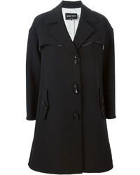 Giorgio Armani Double Face Duffle Coat