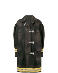 Calvin Klein 205W39nyc Fireman Coat