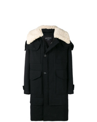 Alexander McQueen Mid Length Duffle Coat