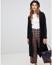 New Look Textured Duster Coat
